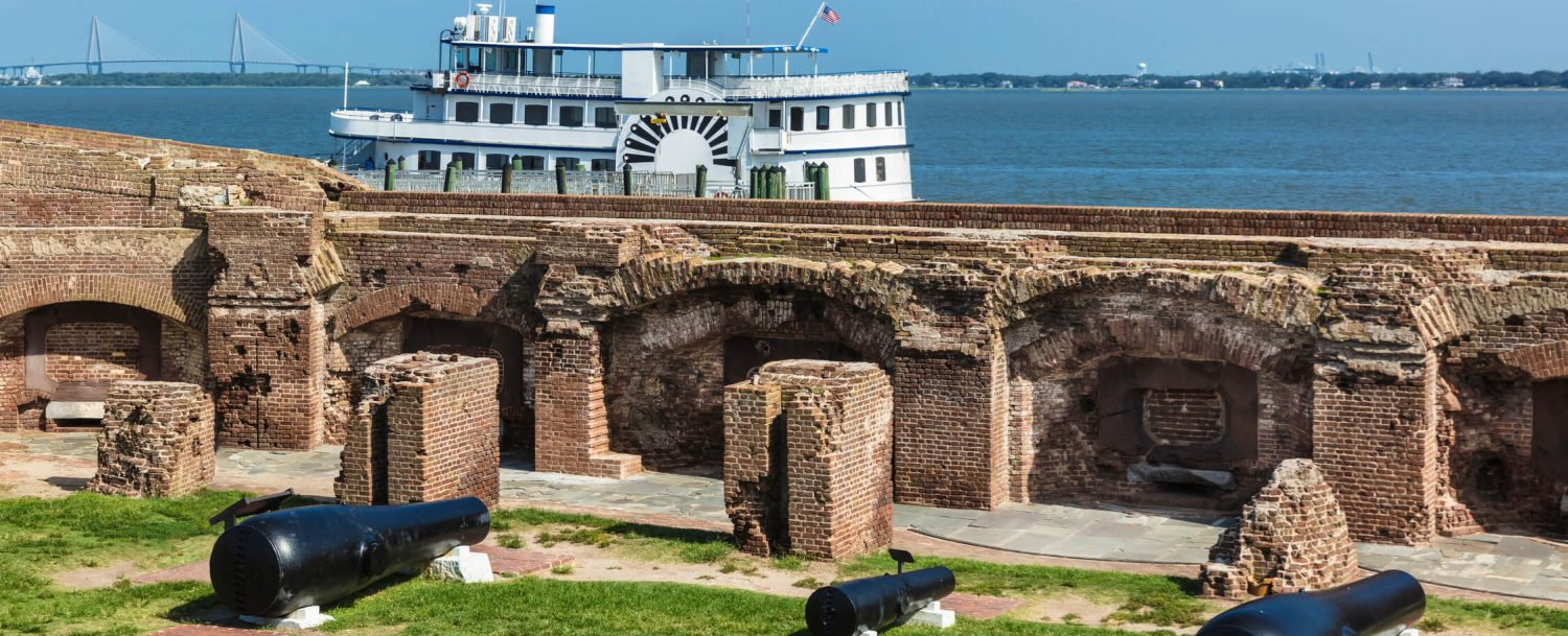 Visit these popular Charleston historic landmarks!