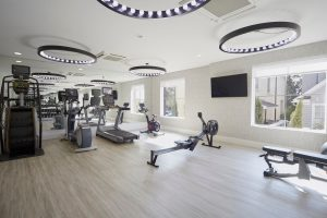 Fitness Center Hotel Bella Grace
