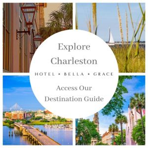 Explore Charleston Destination Guide access our guide to see the best of charleston beautiful waterfront views, colorful skylines, steeples, architecture, and more