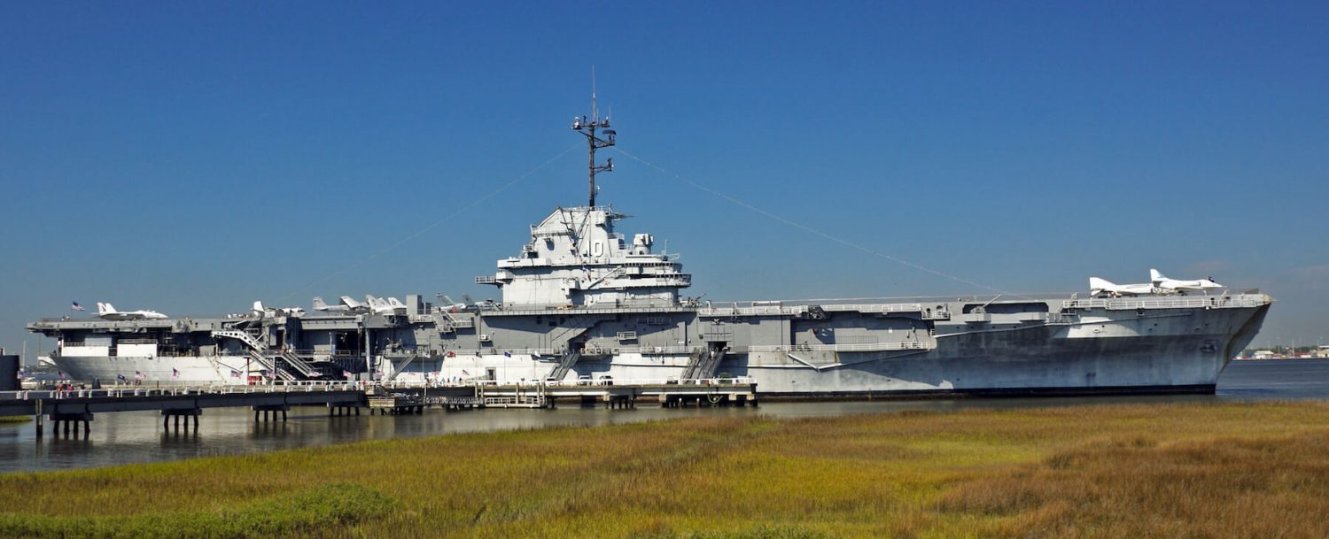 USS Yorktown Patriots Point