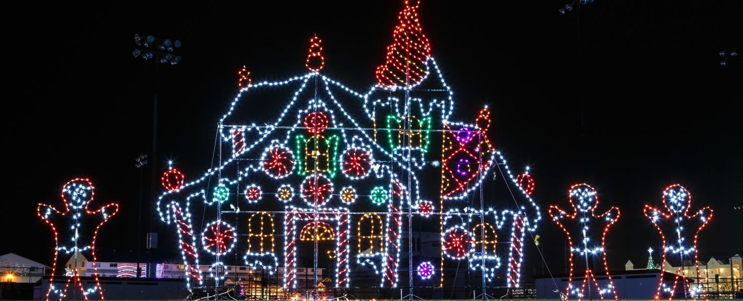Check out the Holiday Festival of Lights this year!